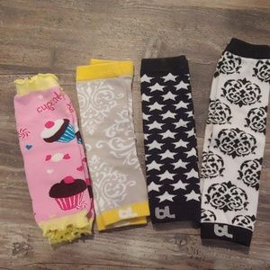 Other - Baby Leg warmers (set of 4)